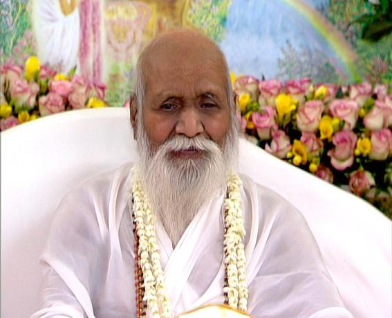 His Holiness Maharishi Mahesh Yogi