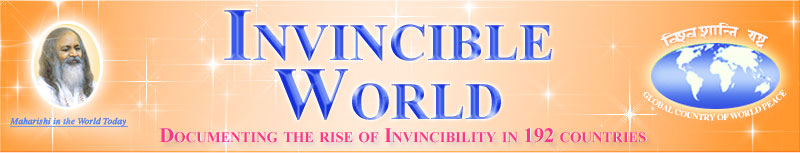 Invincible World—Documenting the rise of Invincibility in 192 countries